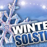 Happy First Day of Winter! Officially starts at 5:03pm this evening. Shortest day of the year: 9hrs, 14min of sun. http://t.co/iJWXec3FAL