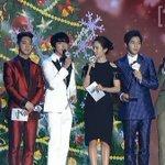 {CAPS} 141221 SBS Music Awards #SBSGAEYODAEJUN Ending (via:Infiniteupdates) http://t.co/KXEEmqjZes