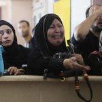 #صورة من معبر رفح اليوم بعد فتحه استثنائيا . #الشقيقة http://t.co/eas6IUsLBF