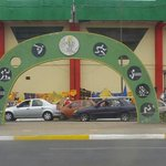 Así se vive l clásico n la ciudad d los Reales Tamarindos,fiesta completa @Hincha_Amarillo @pochoharb @IvanTrivinoS http://t.co/bfbgwecbsq