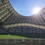 Les conditions de jeu vont être optimales aujourdhui ! 13• et du soleil ! #OMLOSC http://t.co/4nSQMx8XH1