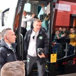 The Irishman is joined by striker John Guidetti, who starts up front for Celtic today. (MD) http://t.co/HVQa31mVPZ