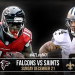 GAMEDAY! #Saints vs Falcons at Noon CT #ATLvsNO http://t.co/2u2qXnm0Oa