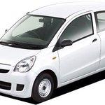 【大拡散願います!!】 今朝方、仙台市内で先輩の車が 盗難に遭ってしまいました  ダイハツ ミラ(バン)白色 ナンバー仙台480え3795 後部バンパー左側にindyのステッカー 後部窓左上にEvisenステッカー ルーフキャリア付き http://t.co/mQDvbNUSvB