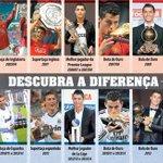 #Cristiano est le premier joueur de lhistoire à remporter chaque titre avec deux clubs différents ! #halamadrid http://t.co/62TkGXwBOt