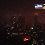 Foggy start in spots, including over midtown #ATL. Lots of low clouds around right now @wsbtv http://t.co/rqSQJ4aXae