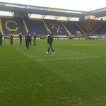 RT @Karlijn_B: #Feyenoord is gearriveerd in Breda. Straks #nacFEY http://t.co/bWHu2WrRuf