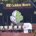 Awesome stage ... #NAV50 #AnandibenPatel #tlearn http://t.co/1ENtdTuSRz