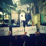 من #القدس وصلتنا أخبروا العالم أن الجيش الذي لا يقهر يخشى المقدسيات #فلسطين #ريتويت http://t.co/nmPjxbSP2z