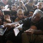 Egypt allows in travellers from Gaza for first time since October http://t.co/BKtChpDGYt