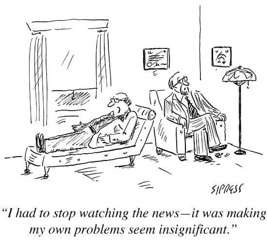 Why you should stop watching news. http://t.co/D1F7NwUpRW
