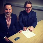 "Sir Elton John marries David Furnish: ""Thats the legal bit done. Now on to the ceremony"" http://t.co/ITX4l50ouT http://t.co/xe7pUf9zg1"