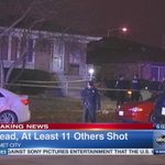 1 killed, 11 wounded in Calumet City house party shooting: http://t.co/dERku5cMdD http://t.co/HKt2yESqTh
