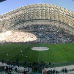 Temps radieux sur Marseille & le Vélodrome! L@OM_Officiel profitera-t-il de ce #OMLOSC pour être champion dautomne? http://t.co/EjZFoJkkov