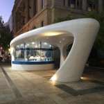 If I ever get to work in an Information Booth it must be this awesome @CityofPerth 1. Because the future. http://t.co/GAHGrI7AyJ