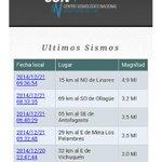 Sisimo de las 9:36 seria 4.9 epicentro 15 km NO de Linares http://t.co/kvSJMY09Dz