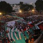TOP VIEW!!! #Nav50 #Anandibenpatel #tlearn http://t.co/Lmc5wD8gJh