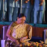"Shri. ANANDIBEN PATEL at Navrachana Education Societys celebration @anandibenpatel #Nav50 #SecularConversions http://t.co/mLuUZz6Hea #PK"""