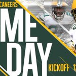 GAMEDAY.  #Packers look to clinch a playoff spot today in Tampa. #GBvsTB http://t.co/1phxS9YWBt