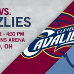 GAMEDAY: #CavsGrizzlies, 4:30PM ET @TheQArena – game notes, probable starters & [PREVIEW]: http://t.co/UOoHKTcXkN http://t.co/s9OZbPYBCB