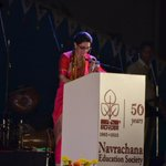 SPEECH @tejal_amin #Nav50 #Anandibenpatel #tlearn http://t.co/v4boHEpJvy