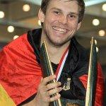 Top-News zur Hallen-WM in Leipzig: @MoritzFuerste bildet mit @TobiasHauke die Doppelspitze der DHB-Herren! #WirfuerD http://t.co/8zozmepsAW