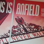 PHOTOS: Inside Anfield ahead of #LFCs clash with Arsenal. http://t.co/ovyFCqx1pd