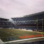 #Bears gameday at Soldier Field http://t.co/c6UaRBCZfg