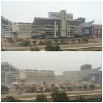 What a difference a minutes can make. #KyleField implosion complete #12thMan http://t.co/893Ytsw4wR