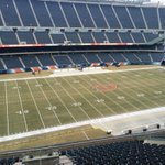 First Sunday game for #Bears since Nov. 23. Seems like a long time ago. Soldier Field looking good. http://t.co/6WtaFrhKmI