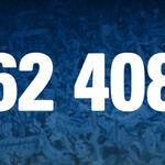 Cest officiel ! Le record daffluence au Stade Vélodrome vient dêtre battu ! Via @OM_Officiel http://t.co/Y1MMJ04t6B