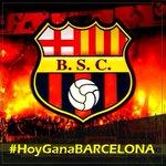 @Hincha_Amarillo vamos barce si se puede hoy tenemos que ganar por la 15**** sos grande barcelona http://t.co/0Oz3HqWO3H