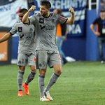 Terminé ! Victoire 2-1 de lOM face au LOSC ! Marseille est champion dautomne !! http://t.co/6q1MZGUwS8
