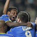 "Marseille est "" Champion dautomne 2014-2015 "" ! http://t.co/ZpdV4Ib0Ok"
