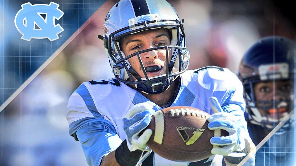 Eagles draft wr mack hollins with 4th-round pick