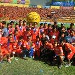 Al final no se pudo se perdió 3-2, sólo nos resta decir gracias muchachos. Gran torneo. http://t.co/nVJPCoFSaf