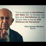 La verdad del socialismo, que Santos dice descartar pero quiere que allá nos lleven http://t.co/CEFKyn3bs7