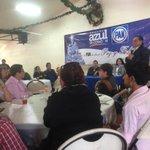 Excelente convivio organizado por mis amig@s del PAN aquí en Santa Rosalía. Gracias como siempre por su apoyo. http://t.co/Bzw0bQyh5l