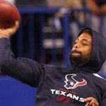 Arian Foster with the TD pass....REALLY. WATCH: http://t.co/oSVV1yybgY http://t.co/0y8OlNGaDz