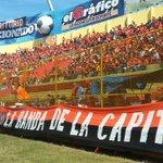 #AGUMET2014 | La Banda de la Capital dice presente en el estadio Cuscatlán. (foto: @APhotografiA) http://t.co/dv2BIFcF14