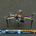 ¡Que tal el Drone para la transmisión de la FINAL @CSEmelec vs @BarcelonaSCweb! Súmate con #CampeondelastilleroDTV http://t.co/KnVzXgwiIx