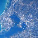 I can see my house - and office - and bucs stadium - and the trop - and my fav fishing hole - https://t.co/QLQrVuPObI - @AstroTerry #fldev