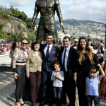 I feel so proud to be honoured with a statue in Madeira. Its a huge joy to share this mome... http://t.co/0PxRpyOc6q http://t.co/afbBvaGQPN