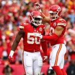 #Chiefs LB Justin Houston is just three sacks shy of tying former great Derrick Thomas (20.0) for most in a season. http://t.co/tuDoO3ZOYr