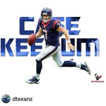 .@HoustonTexans expected to start QB @casekeenum7 against Ravens at NRG Stadium Via @dtexanz #casekeenum #GoTexans http://t.co/c5dKF5Adij