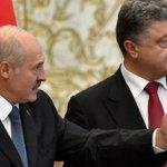 Лукашенко и Порошенко договорились о создании совместного телеканала Украины и Белоруссии http://t.co/39o3YI54pt http://t.co/YIch7wS492