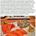 Salmão cru no sushi? Fora PT! http://t.co/jg0KfNZdDx