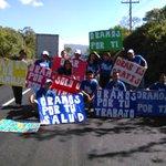 RT @Ymontes_pl: Jóvenes emprenden campaña y oran por conductores en el km 48 Carretera a El Salvador. Fuente @Provial http://t.co/As6P5mlpnK