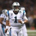 Carolina Panthers QB Cam Newton will start today vs Browns. http://t.co/pG2HHQDwO3