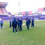 El Barça B arriba al José Zorrilla / El Barça B llega al José Zorrilla #FCBB @LaLiga (19 pm / @esport3 ) http://t.co/mN1hfAf79a